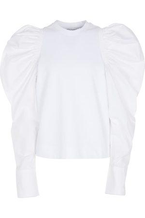 J.W.Anderson Blusa de punto de algodón