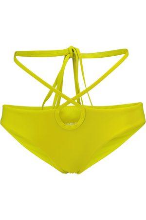 CHRISTOPHER ESBER Braga de bikini envolvente