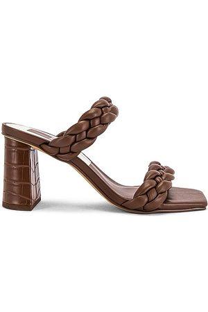 Dolce Vita Mujer Tacón - Tacón paily en color chocolate talla 10 en - Chocolate. Talla 10 (también en 6, 6.5, 7, 7.5, 8, 8.5, 9, 9.5).