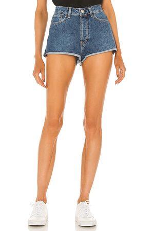 RAG&BONE Mujer Pantalones cortos - Pantalón corto sugerente maya en color azul talla 24 en - Blue. Talla 24 (también en 25, 26, 27, 28, 29, 30, 31).