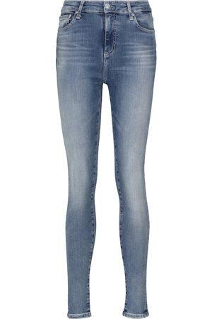 AG Jeans Jeans skinny Farrah de tiro alto