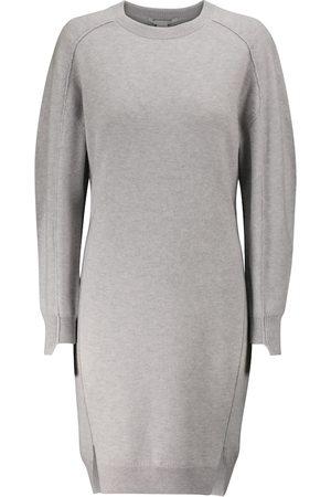 Stella McCartney Vestido Forever Stella de punto de lana