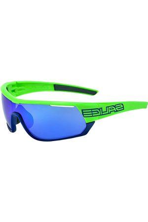 Salice Hombre Gafas de sol - Gafas de Sol 016 RWX VERDE/RW BLU