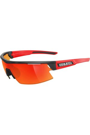 Salice Hombre Gafas de sol - Gafas de Sol 025 RWX NERO/RW ROSSO