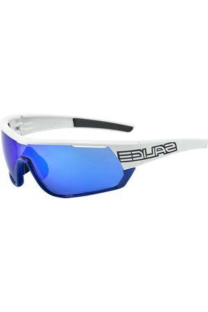 Salice Hombre Gafas de sol - Gafas de Sol 016 RWX BIANCO/RW BLU