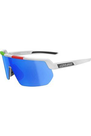Salice Hombre Gafas de sol - Gafas de Sol 023 ITA BIANCO/RW BLU
