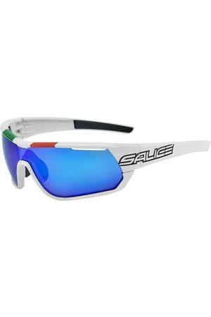 Salice Hombre Gafas de sol - Gafas de Sol 016 ITA RWX BIANCO/RW BLU