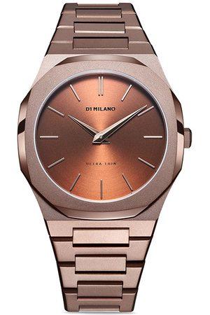 D1 Milano Hombre Relojes - Reloj ultra fino de 40mm