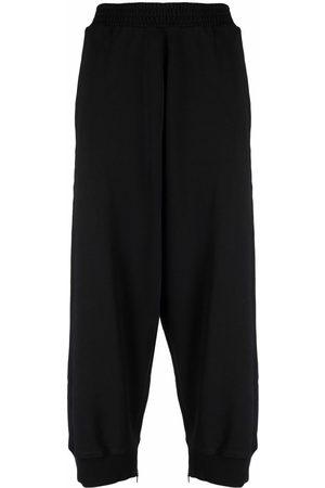 MM6 Maison Margiela Pantalones de chándal con abertura