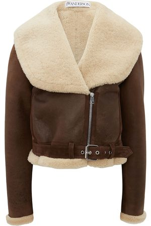 JW Anderson SHAWL COLLAR FITTED JACKET