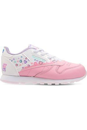Reebok | Niña Sneakers Peppa Pig Con Cordones /blanco 9