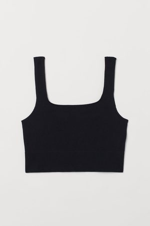 H&M Top cropped Seamless