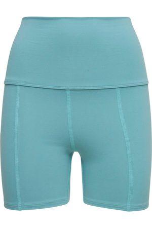 LIVE THE PROCESS Mujer Pantalones cortos - | Mujer Shorts Geometric Con Cintura Alta Xs
