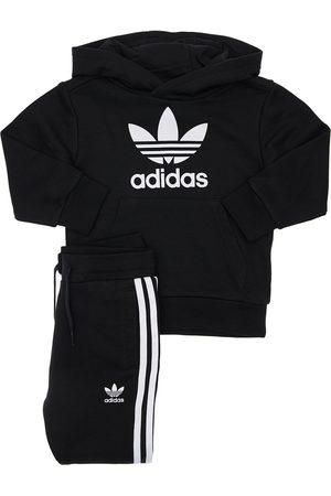 adidas Niña Pantalones y Leggings - | Niña Sudadera Y Pantalones Deportivos De Algodón 2-3a