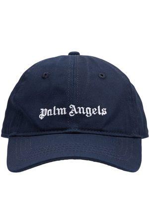 Palm Angels   Niño Gorra De Baseball De Gabardina De Algodón I