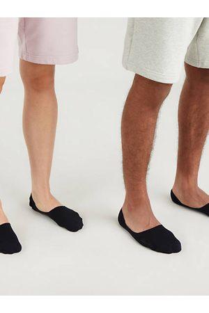 Levi's Calcetines de altura baja ®: paquete de 2 / Jet Black