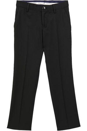 Emporio Armani Pantalones de lana