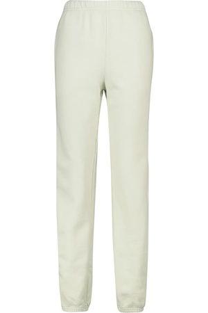 Les Tien Pantalones de chándal forro polar cordón