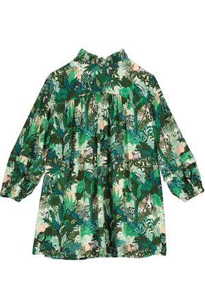 Kenzo Vestido estampado