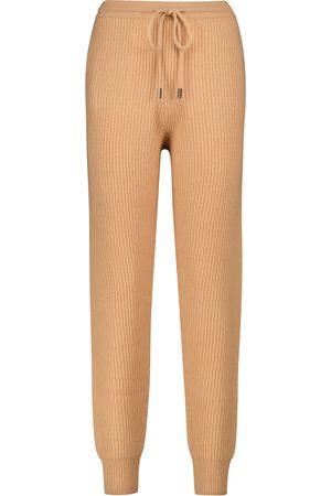 JONATHAN SIMKHAI Pantalones de chándal acanalados