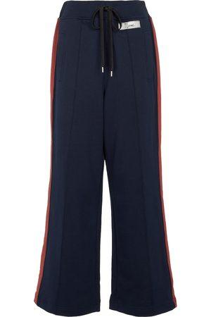 Marni Pantalones de chándal de punto de algodón