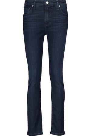 AG Jeans Jeans skinny de tiro alto