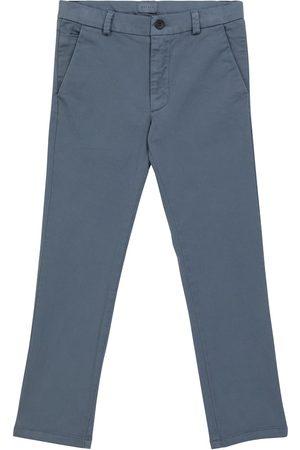 MORLEY Pantalones Obius de algodón elástico