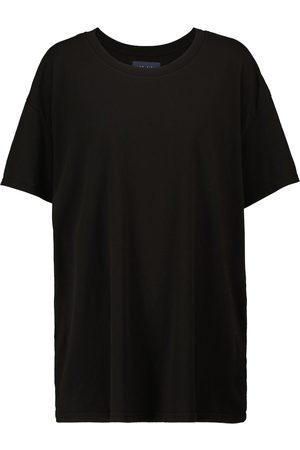 Les Tien Camiseta de punto de algodón