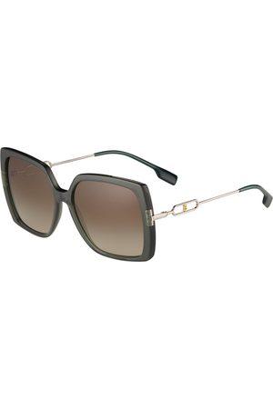 Burberry Gafas de sol '0BE4332' oscuro / oro