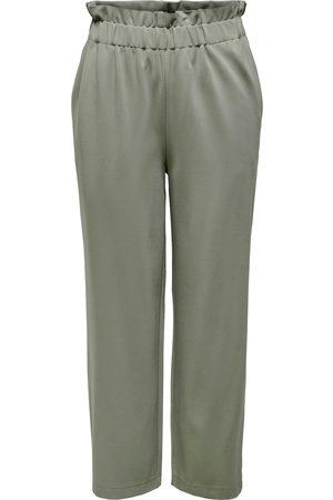 ONLY Mujer Cintura alta - Pantalón 'Poptrash
