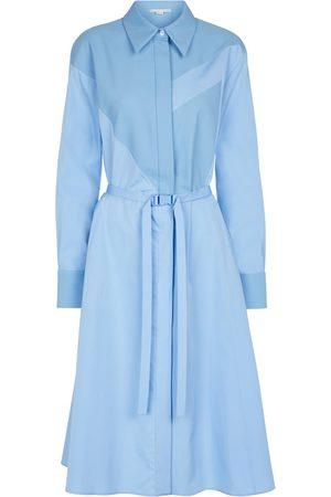 Stella McCartney Mujer Casual - Vestido camisero Mia algodón cinturón