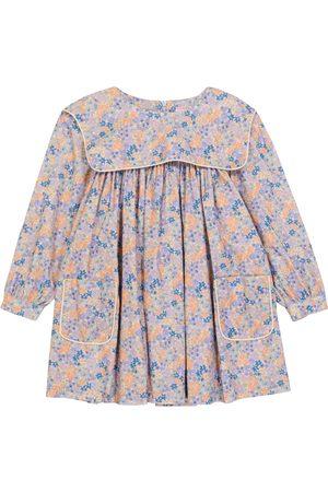 MORLEY Vestido Oxo de algodón floral