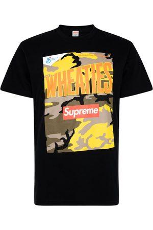 Supreme Camiseta Whaties con logo