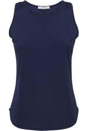 L'Etoile Sport   Mujer Camiseta De Tirantes Con Espalda Racer Xs
