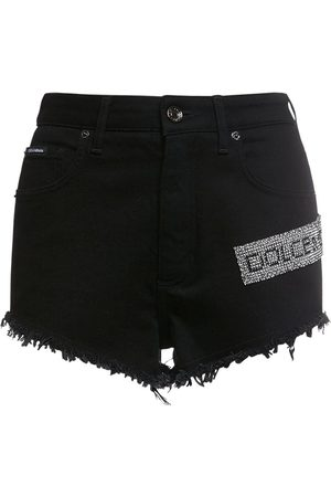 Dolce & Gabbana | Mujer Shorts Mini De Denim 36
