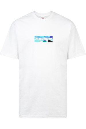 Supreme Camiseta con logo de x Emilio Pucci