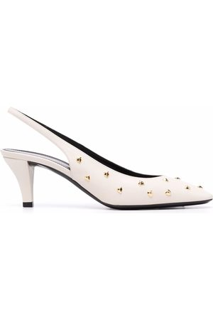 Saint Laurent Zapatos Carole con tacón de 60mm