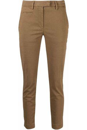 Dondup Mujer Pantalones slim y skinny - Pantalones con corte skinny