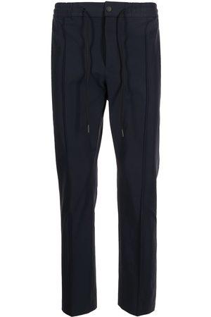 PT01 Hombre Pantalones slim y skinny - Pantalones tipo gabardina de corte slim