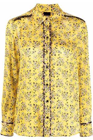 Pinko Camisa con estampado floral