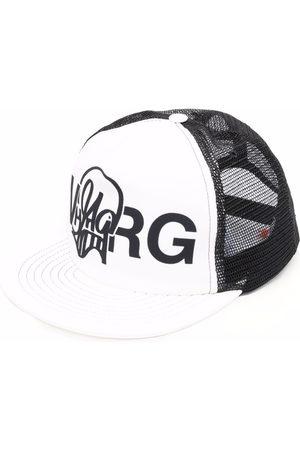 OFF-WHITE Gorra con logo estampado de x Katsu