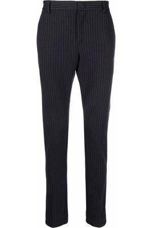 Dondup Pantalones de vestir a rayas diplomáticas