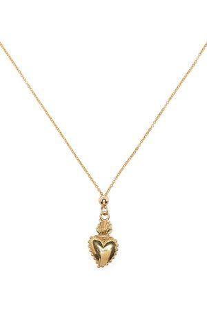 Petite Grand Collar Sacred Heart