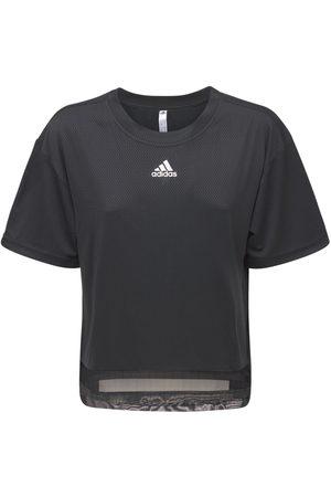 adidas   Mujer Camiseta Training Heat Ready Xs
