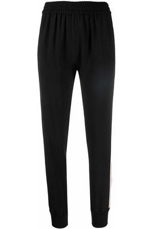 Moncler Pantalones Envers con rayas laterales