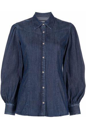 Dondup Camisa vaquera de manga larga