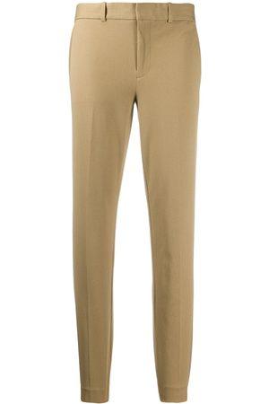 Polo Ralph Lauren Pantalones tapered de talle medio