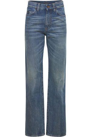 Saint Laurent | Mujer Jeans De Denim 60s 31
