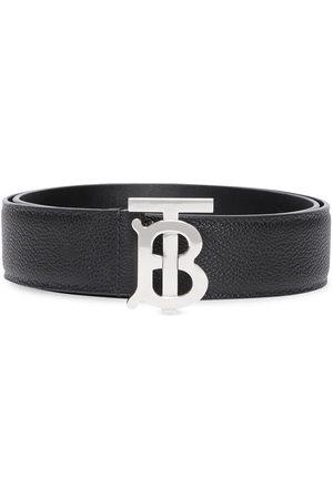 Burberry Cinturón con hebilla del monograma