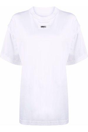 MM6 MAISON MARGIELA Camiseta con logo